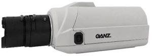 Новинка GANZ корпусная IP-камера с Full HD разрешением и светочувствительностью до 0,0002 лк