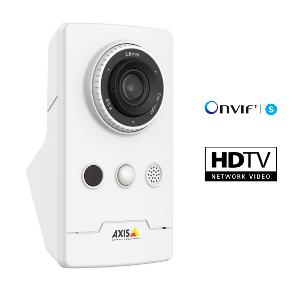 Новинки AXIS — беспроводные Full HD видеокамеры с углом обзора 110° и ИК подсветкой до 10 м