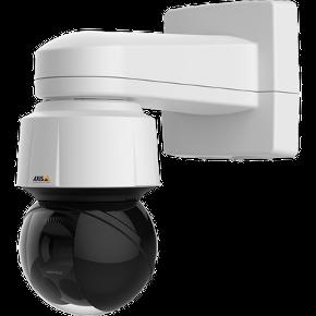Новая скоростная PTZ камера компании AXIS с Full HD, 30х трансфокатором и лазерной системой фокусировки