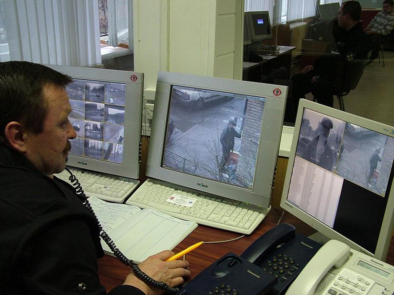 Системы видеонаблюдения для государственных учреждений