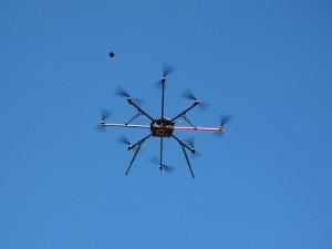 Дроны могут использоваться для предоставления услуг связи
