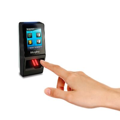 Safran выпустила биометрический считыватель Sigma Lite / Lite Plus с высокоточным алгоритмом идентификации отпечатков пальцев