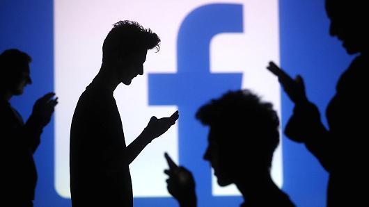Запросы на раскрытие данных пользователей Facebook за полгода выросли на 27%