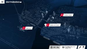Виртуальный тур по решениям dormakaba - 360 City